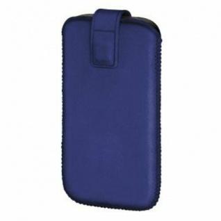Hama Chic Case Leder Handy-Tasche Case universal für Apple iPhone 4/4S Nokia HTC