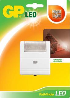 GP Lighting LED Nachtlicht mit Bewegungssensor Treppe LED-Licht Leuchte Lampe