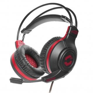 Speedlink CELSOR Gaming Headset Gamer Kopfhörer Mikrofon Chat 3, 5mm PC Notebook