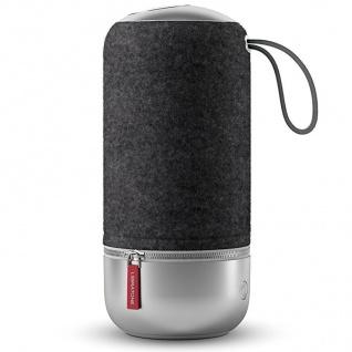 Libratone Zipp Mini Speaker Cover Wool Black Lautsprecher-Bezug Boxen Stoff