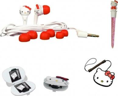 Hello Kitty Pack Headset Stift Game Case für Nintendo New 3DS 3DS DSi XL DS