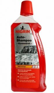 Nigrin Profi Auto-Shampoo Konzentrat 1L Reiniger Reinigung Auto-Pflege Wäsche