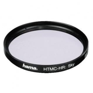 Hama Skylight-Filter 49mm Sky-Filter HTMC-vergütet für DSLM DSLR SLR Kamera Foto