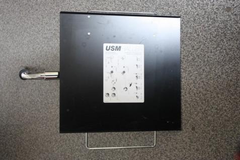 USM Haller Monitor Arm Schwenkarm Monitorarm Halterung Ablage Schreib-Tisch