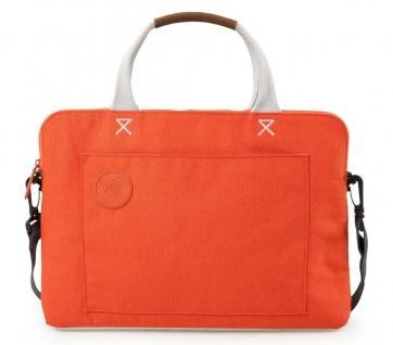 """Golla Slim Sleeve Orange Notebook-Tasche Case Schutz-Hülle 15, 4"""" 15, 6"""" 16"""" 16, 4"""