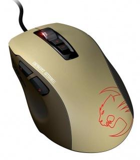 Roccat Kone Pure Desert Strike USB Gaming Mouse Maus LED Beleuchtet RGB