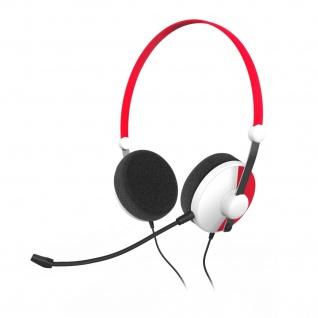 SPEEDLINK CRIPSYS Gaming Headset 3, 5mm Klinke Mikrofon für Nintendo Switch Lite