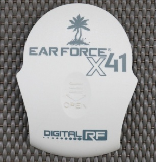 Turtle Beach X41 Battery Cover Deckel Akku Batterie Abdeckung Headset Kopfhörer