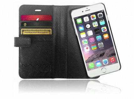 XtremeMac X-Wallet Klapp-Tasche + Cover Case Hülle für Apple iPhone 6 6s Plus