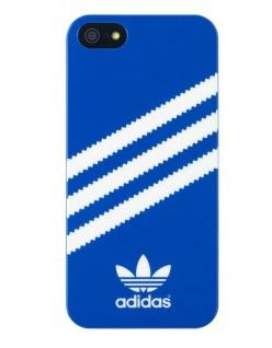 Adidas Cover Hard-Case Tasche Schutz-Hülle Schale Etui für Apple iPhone SE 5s 5