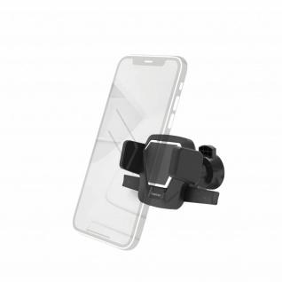 Hama Universal Klemm-Halterung KFZ Lüftung für Smartphones 5, 5-8, 5cm