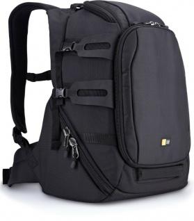 Case Logic Luminosity Profi Kamera-Rucksack Split-Pack Tasche DSLR SLR + Zubehör