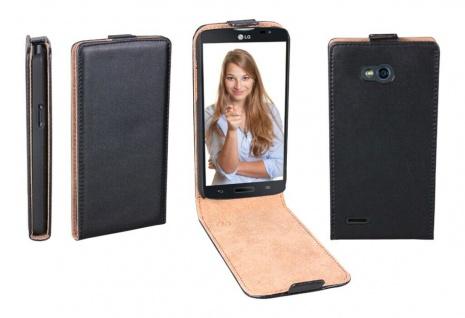 Patona Slim Flip-Cover Klapp-Tasche Schutz-Hülle Cover Case für LG L80 / D373