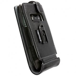 Krusell Flip Case Handy-Tasche für Nokia X7 X7-00 Etui Schutz-Hülle Klapp-Tasche - Vorschau 3