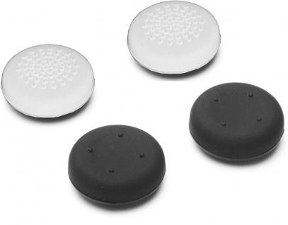 Gioteck Thumb-Grips Thumb-Sticks Gummi Kappen Knöpfe für Xbox One S Controller