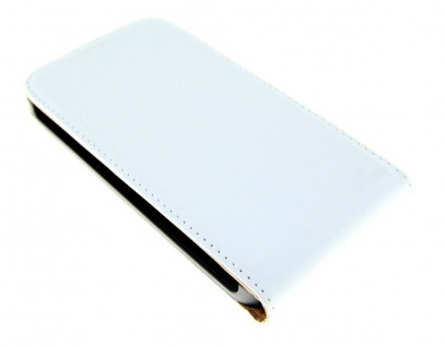 Patona Slim Flip Klapp-Tasche Schutz-Hülle für Samsung Galaxy G900 S5 / G903 Neo