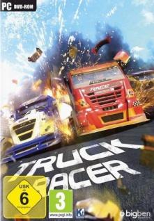 Bigben Truck Racer Renn-Spiel Racing Game Deutsch LKW Rennen für PC DVD-ROM