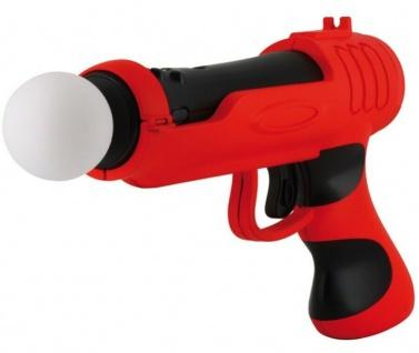 Bigben Gun Pistole Waffe Lightgun Adapter für Sony PS3 Move Controller PS VR
