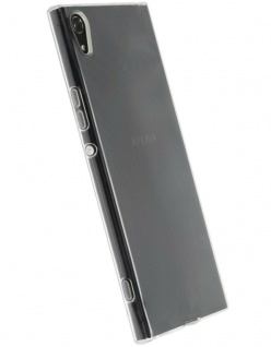 Krusell Cover Hard-Case Schale Schutz-Hülle Tasche für Sony Xperia XA1 Ultra