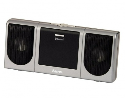 Hama Bluetooth Lautsprecher RX3 Speaker Mini Boxen für MP3 Player Handy iPod etc