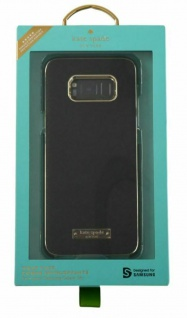 Kate Spade New York Saffiano Cover Case Hülle Bag für Samsung Galaxy S8 Plus S8+ 4