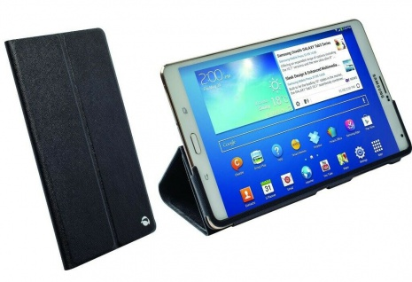 Krusell Folio Wallet Tasche Smart Hülle Case Cover für Samsung Galaxy Tab S 8, 4