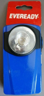 Eveready Krypton Taschenlampe Hell Metall-Lampe Flash Light Outdoor Camping