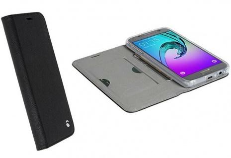 Krusell Folio Wallet Tasche Smart Schutz-Hülle Cover für Samsung Galaxy A5 2017