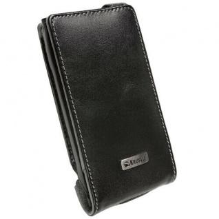 Krusell Leder-Tasche Orbit Flex Case Etui für Nokia Lumia 900 Schutz-Tasche