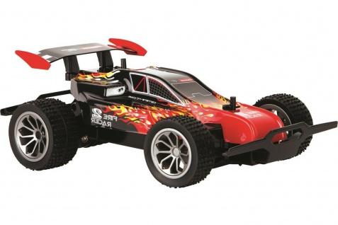 Carrera RC 2, 4GHz Fire Racer 2+ ferngesteuertes high speed Auto 25 kmh Rennwagen