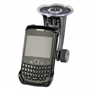 Hama Kfz Handy-Halter Handy-Halterung für BlackBerry Curve 8900 Smartphone Auto