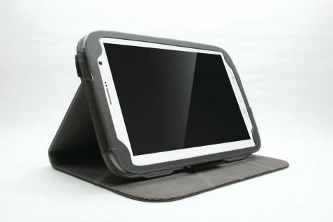 Kensington Folio Case & Stand Hülle Ständer Schwarz Samsung Galaxy Note 8.0 - Vorschau 4