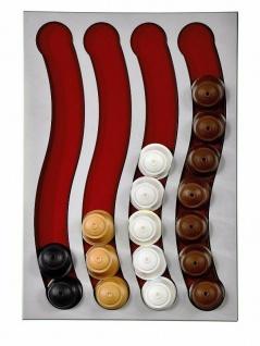 Kapsel-Halterung Spender Halter Wand-Montage für Dolce Gusto Kaffee-Kapseln Caps - Vorschau 2