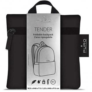 Puro Backpack Tender Faltbarer Rucksack Falt-Rucksack Sport Outdoor Camping etc - Vorschau 5