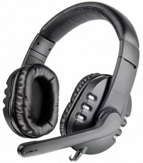 Speedlink Triton Over-Ear Gaming Headset 3, 5mm Klinke Kopfhörer + Bügel-Mikrofon