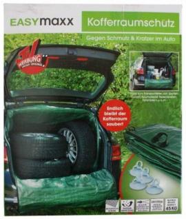 PKW Schutz Laderaum-Abdeckung Kofferraum-Wanne Transport-Sack Garten-Abfall TOP