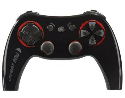 Hama Bluetooth Controller BT Game-Pad Vibration Wireless für Sony PS3 Konsole - Vorschau 5