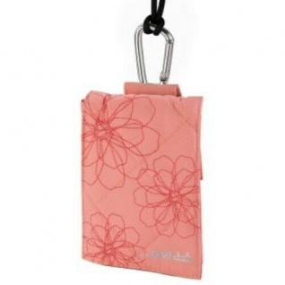 Original GOLLA Music Bag MP3 PLAYERTASCHE Lei Pink