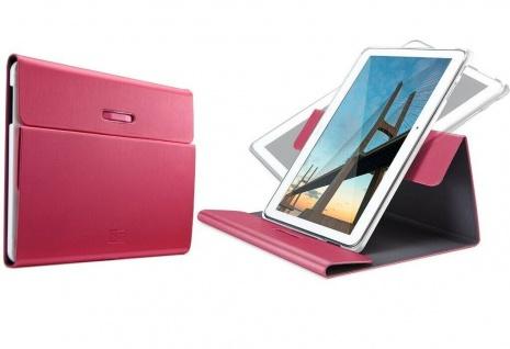 Case Logic Rotating Folio Hülle Smart Cover Tasche für Samsung Galaxy Tab 4 10.1