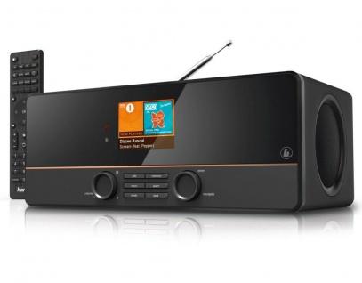 Hama Digital-Radio DIR3115MS FM DAB+ Internetradio App Multiroom WLAN WiFi