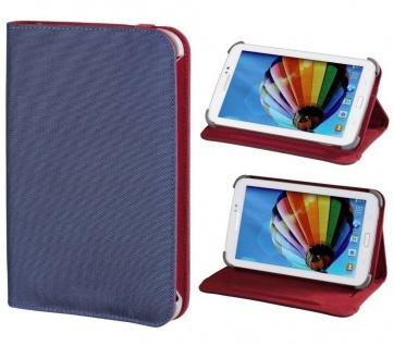 """Hama Booklet Cover Smart Tasche Hülle Case für Samsung Galaxy Tab 3 7.0 7"""" Zoll"""