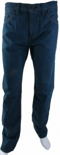 Original Levi's Herren Jeans-hose 504 Straight Rolling MFO gr. W34 L34 Men Blau