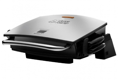 George Foreman Grill Kontaktgrill Sandwich-Maker Panini Toaster Elektro-Grill