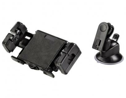 Hama Universal Halterung Auto-Scheibe Halter KFZ PKW LKW Handy-Halter Smartphone