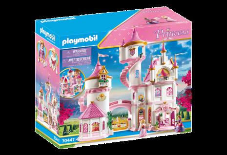 Playmobil 70447 Princess Großes Prinzessinnenschloss Traum-Schloss Spielzeug Set