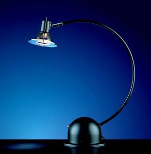 Hansa Halogen Tischleuchte Aria anthrazit Lampe Schreibtischlampe Tischlampe