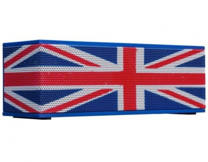 Bigben Bluetooth Lautsprecher GB Union Jack Boxen BT Wireless Speaker Party-Box