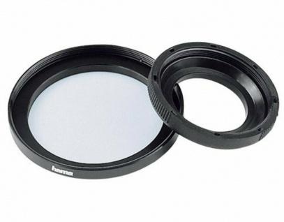 Hama Filter-Adapter Objektiv 25mm > Filter 37mm Adapter-Ring Step-up Filter-Ring