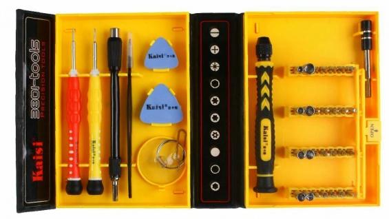 Kaisi Präzisions-Schraubendreher Reparatur-Set für Handy iPhone iPad MacBook
