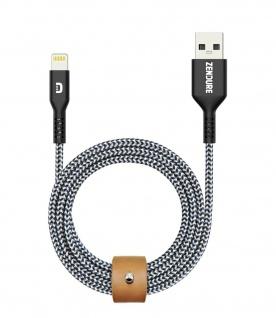 Zendure HQ Lightning-Kabel USB-Kabel 2m Ladekabel Daten-Kabel für Apple MFI